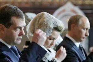 """Ο Πρωθυπουργός της Ρωσίας Μεντβέντεφ: """"Η ζωή μου άλλαξε από τότε που ασπάσθηκα την Ορθοδοξία"""""""