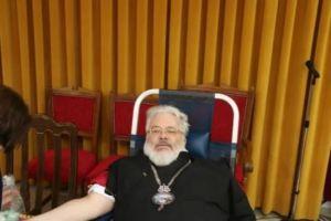 Εθελοντής αιμοδότης ο Διδυμοτείχου Δαμασκηνός