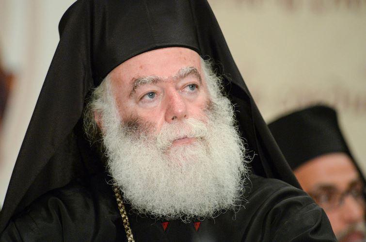 """Πατριάρχης Αλεξανδρείας: """"Στο πρόσωπο του μετανάστη και του πρόσφυγα συναντάμε το Χριστό"""""""