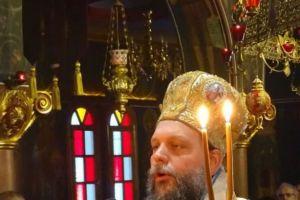 Η εορτή του Ευαγγελισμού της Θεοτόκου στην Ι. Μ. Νέας Ιωνίας