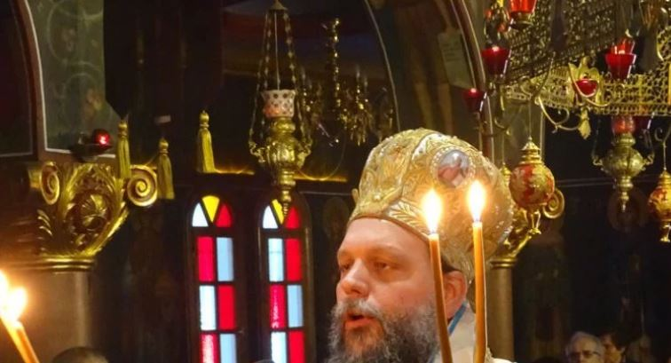 You are currently viewing Η εορτή του Ευαγγελισμού της Θεοτόκου στην Ι. Μ. Νέας Ιωνίας