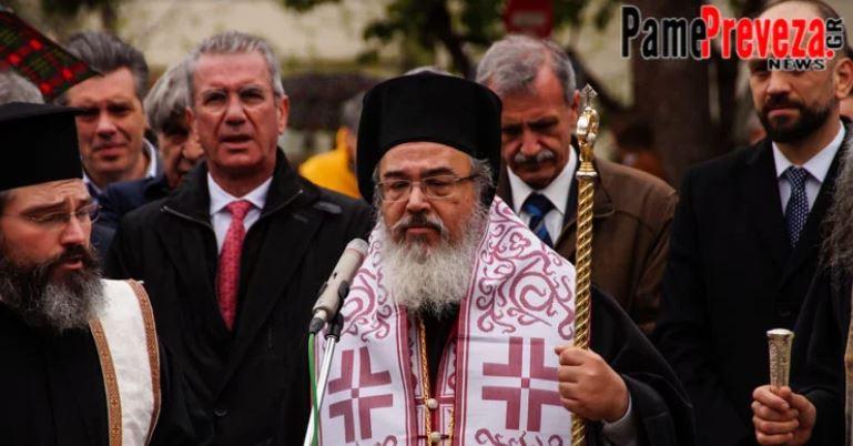 Η Επέτειος της 25ης Μαρτίου στην Πρέβεζα-Δοξολογία και παρέλαση Καταδρομέων