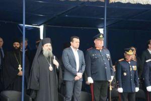 Παρουσία του Υπ.Νίκου Παππά ο Ευαγγελισμός της Θεοτόκου στην Πάτρα-Εικόνες από την Παρέλαση