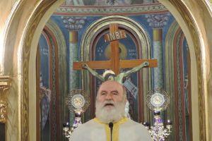 Πρωτ. Ανδρέας Μαρκόπουλος: «Πόνεσε η Παναγία μας και τώρα σπογγίζει τον δικό μας πόνο»