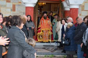 Παμμητροπολιτική Εορτή του Προστάτη και Εφόρου της Ιεράς  Μητροπόλεως Μεγάρων Αγίου Λαυρεντίου