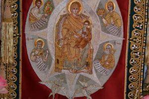 Η Ακολουθία του Ακαθίστου Ύμνου στην Ιερά Μονή Αγίου Ιωάννου Προδρόμου – Μακρυνού