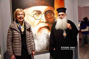 Η συλλογή του Βαρλάμη για τον Άγιο Λουκά τον ιατρό στο Ναύπλιο