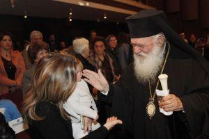 Αρχιεπίσκοπος Ιερώνυμος: «ένα δέντρο που του κόβουμε τις ρίζες ή το κλαδεύει όπως θέλει ο καθένας, δεν φέρνει καρπούς, ξεραίνεται»