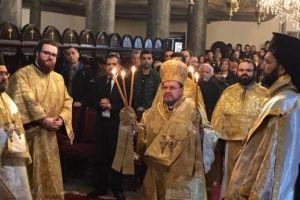 Μνημόσυνο Ιεραρχών του Οικουμενικού θρόνου στο Φανάρι