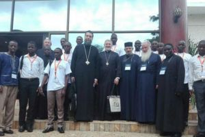 Ο Ν. Ιωνίας Γαβριήλ στην Τανζανία