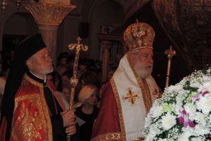 Εκδημία του Ηγουμένου της Μονής Παναγίας Τούρλιανης- Το μήνυμα του Μητροπολίτη Δωρόθεου