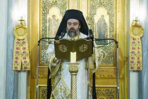Ομιλία του Σμύρνης Βαρθολομαίου στην Αγία Σοφία Ψυχικού