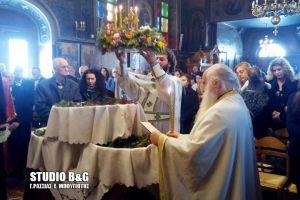 Κυριακή της Σταυροπροσκυνήσεως στο Ναύπλιο
