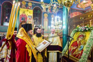 Εις τον Ιερό Ναό της Αγίας Κυράννης Όσσης χοροστάτησε  ο Σεβασμιώτατος Μητροπολίτης Λαγκαδά, Λητής και Ρεντίνης κ.κ. Ιωάννης.