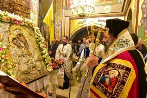ο Σεβασμιώτατος Μητροπολίτης Λαγκαδά, Λητής και Ρεντίνης κ.κ. Ιωάννης, χοροστάτησε εις τον Ιερό Ναό της Κοιμήσεως της Θεοτόκου Λαγκαδά