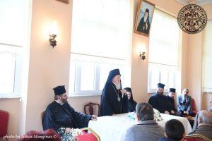 Οικουμενικός Πατριάρχης: Δεν μπορούμε να απορρίπτουμε και να αποκλείουμε κανέναν από τους συνανθρώπους μας