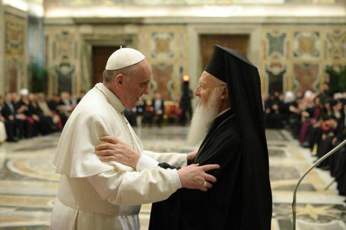 100.000€ δωρεά του Βατικανό στον Πατριαρχείο για την ανέγερση ελληνοορθόδοξου μοναστηριού