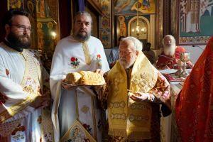 Με λαμπρότητα πανηγύρισε ο Ι. Ναός Αγίου Γεωργίου- Ελευθερίου Κορδελιού