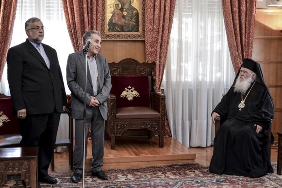 Αρχιεπίσκοπος Ιερώνυμος: Έχουμε υποχρέωση να αγωνιστούμε ενάντια σε κάθε είδους φανατισμό!!