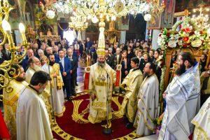 Eορτάστηκε η Μεγάλη Θεομητορική εορτή της Ζωοδόχου Πηγής εις την Ιερά Μητρόπολη Λαγκαδά, Λητής και Ρεντίνης.