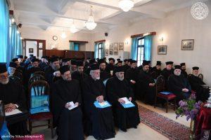 """Αυστηρό μήνυμα του Οικουμενικού  Πατριάρχη Βαρθολομαίου προς πολλούς αποδέκτες: «Υπάρχει μία """"εικονική ιερωσύνη"""", η οποία επιθυμεί περισσότερον να επιδεικνύεται παρά να θυσιάζεται»"""
