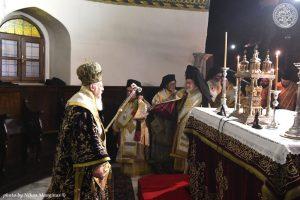 Η Ακολουθία του Επιταφίου Θρήνου στο Οικουμενικό Πατριαρχείο- Φωτογραφικό οδοιπορικό