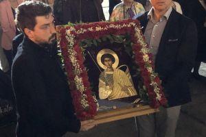 Με μεγαλοπρέπεια εόρτασε ο Άγιος Γεώργιος  Ζωγράφου