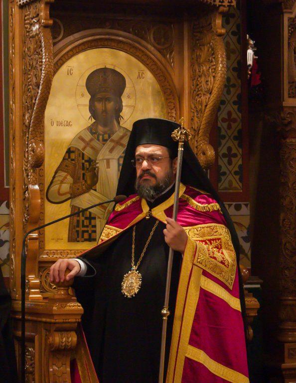 Ιερά Μητρόπολις Μεσσηνίας Πασχαλιος Ποιμαντορική εγκύκλιος.