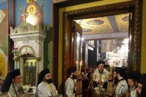 Η Ι. Μητρόπολη Νέας Ιωνίας και Φιλαδελφείας εορτάζει πανηγυρικά-Υποδοχή Ιερών Λειψάνων