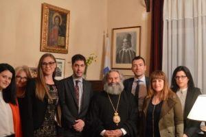 Δικαστές στον πρώην συνάδελφό τους Μητροπολίτη Μάνης Χρυσόστομο