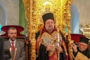 Παρουσία του Πατριάρχη Βαρθολομαίου, η ενθρόνιση του Μητροπολίτη Γέρων Πριγκηπονήσσων Δημητρίου