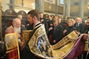 Μπράβο στην ΕΤ3- Ζωντανά η ακολουθία του Επιταφίου από το Ιερό Κέντρο της Ορθοδοξίας !