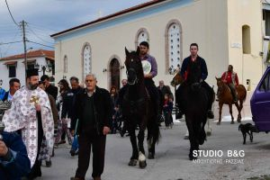 Τα Λευκάκια γιόρτασαν με εκδηλώσεις τον Αϊ Γιώργη