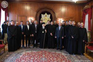 Οικουμενικός Πατριάρχης: Η Μητέρα Εκκλησία όλων των βαλκανικών λαών είναι η Κωνσταντινούπολη