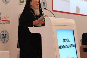 Ο  Οικουμενικός Πατριάρχης ομιλητής στην 21η Ευρασιατική Οικονομική Διάσκεψη