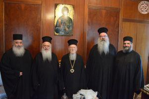 Κινητικότητα στο Φανάρι με επισκέψεις Ιεραρχών  εκ των  Μητροπόλεων των Νέων Χωρών