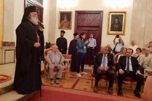 Πατριάρχης Αλεξανδρείας Θεόδωρος: «Οι εκκλησίες μας δεν έκλεισαν. Οι καμπάνες κτυπάνε παντού…»