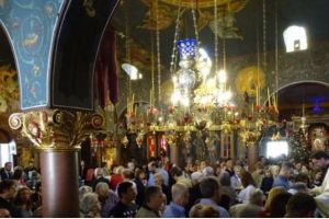 Πλήθος κόσμος στην Εορτή της Οσίας Ματρώνης στη Νέα Ιωνία