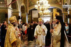 Το Αργος τίμησε πανηγυρικά τον πολιούχο του Αγιο Πέτρο
