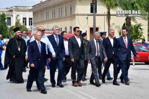Εκδήλωση μνήμης της Γεννοκτονίας των Ελλήνων του Πόντου στο Ναύπλιο