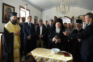 Οικουμενικός Πατριάρχης Βαρθολομαίος: Ήρθε η ώρα να ζωντανέψουμε την Ίμβρο  της καρδιάς και της νοσταλγίας μας