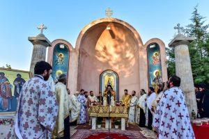 Αρχιερατικός Εσπερινός εις το Ιερό Προσκύνημα Αποστόλου Παύλου και των Αγίων Κυρίλλου και Μεθοδίου – Δερβενίου