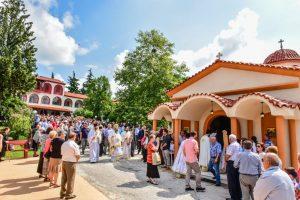 Εορτάθηκε η Σύναξη του Αγίου Πνεύματος εις την Ιερά Μητρόπολη Λαγκαδά, Λητής και Ρεντίνης.
