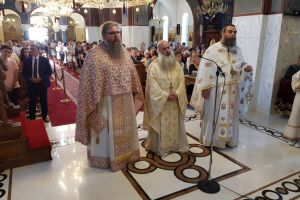 Ο Πατριαρχικός επίτροπος Κανάγκας στην Ιερά Μητρόπολη Εδέσσης