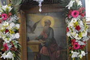 Ο εορτασμός του Αγ. Ιωάννου Θεολόγου στο Χατζή Μεσσηνίας