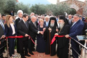 Τα εγκαίνια του «Mystras Grand Palace Resort & Spa» του ζεύγους Δημητρίου & Γεωργίας Καλοειδή