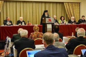 Η συνεδρίαση του Αρχιεπισκοπικού Συμβουλίου της Αρχιεπισκοπής Αμερικής