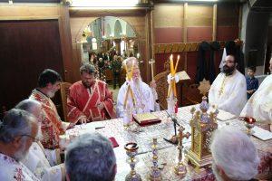 Ο εορτασμός του πολιούχου της Μητροπόλεως Παραμυθίας Αγίου Δονάτου