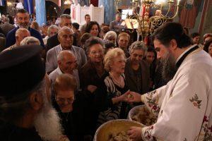 Τα ονομαστήρια του Σεβ. Σερρών Θεολόγου