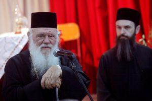 Την θέση της Εκκλησίας για το Μακεδονικό ζήτημα επεσήμανε ο Αρχιεπίσκοπος Ιερώνυμος